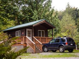 Mount Vernon Camping Resort Studio Cabin 5, Bow