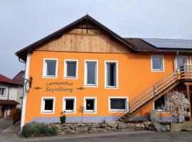 Landgasthof Seyrlberg, Reichenau im Mühlkreis