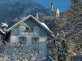 Romantic-Pension Albrecht - since 1901