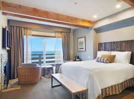 Cypress Inn on Miramar Beach, Half Moon Bay
