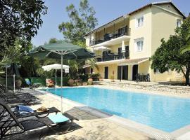 Damianos Apartments, Ágios Stéfanos