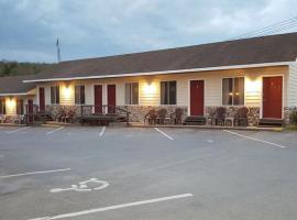 Clark's Beach Motel, Old Forge