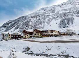 Alpensporthotel Mutterberg, Mutterbergalm