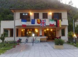 Hotel Ristorante Pizzeria Umbria, Vallo di Nera