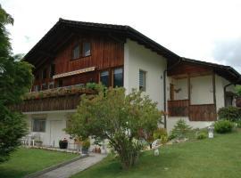 Haus Lisa, Hofstetten