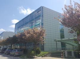 Gästehaus am RPTC, Мюнхен