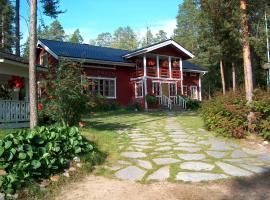 Loma-Vietonen Holiday Village, Meltosjärvi