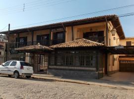 Hotel Colonial, São Lourenço