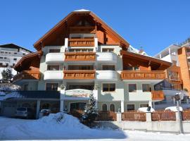 Hotel Garni Alpenhof, Išglas