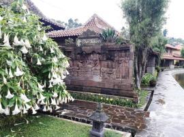 Puri Sakanti Nature Familly Resort, Ciwidey