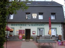 Pension U Kaštanů, Karlovy Vary