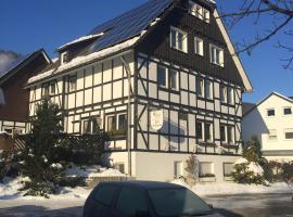 Gasthof Pension Plitt Schepers, Olsberg