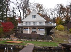 Lake House at Byram Bay, Hopatcong