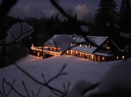 Berghaus Alpenland Apartment Klais, Klais