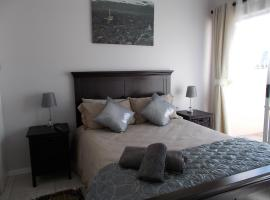 Apartment Santorini, Bloubergstrand