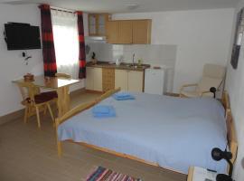 Apartments Bor, Bohinj