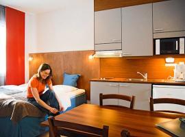 Oravi Apartments, Oravi