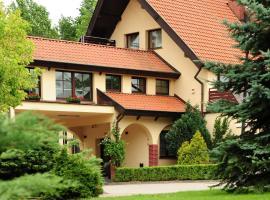Hotel Bukowy Dworek Geovita, Łagów