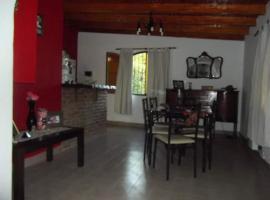 Residencia Pina Satur, Las Compuertas