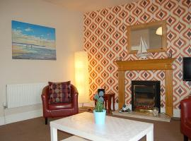 Salt Marsh Apartment, Tywyn