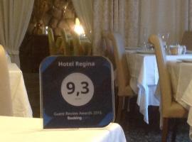 Hotel Regina, Сестола