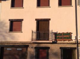 El Arco Verde, Santa Engracia