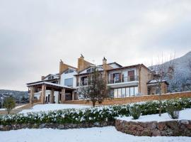 Nymfasia Arcadia Resort, Vytina