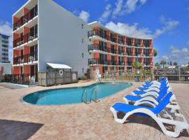 Cove Motel Oceanfront, Daytona Beach