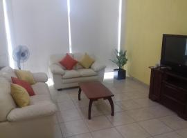 La casa de María, Manzanillo