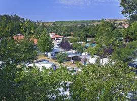 Camping El Helguero, Ruiloba