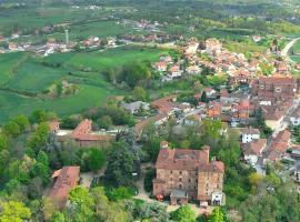Le case della giardiniera, Pralormo