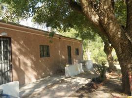 La casa del Pavo, Villa del Cerro