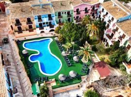 Apartamentos Pueblo Acantilado Suites, El Campello