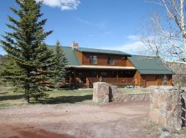 Fishing Lodge Cabin, Greer