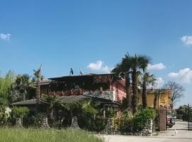 勒帕爾姆多洛住宿加早餐旅館, 格里西尼亞諾-迪佐科