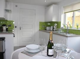 Alma Villa Serviced Apartment, Falkirk