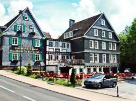 Hotel in der Strassen
