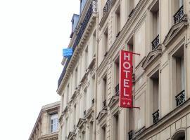 Hôtel Montana Lafayette, Paris