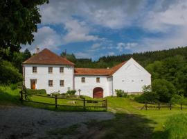 Penzion Krakovice, Kaplice