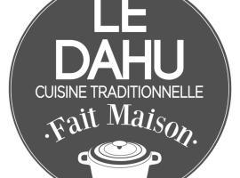 Hôtel Le Dahu, Parigny