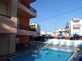 Daisy Hotel Apartments, Rethymno Town