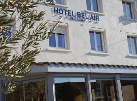 Hôtel restaurant et pension Bel Air, Balaruc-les-Bains