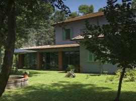 Villa Lilla, Latina