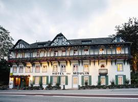 Hotel Du Moulin, Ligneuville
