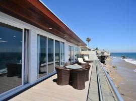 2023 - Malibu Beachfront Escape, Las Flores