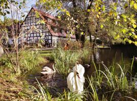 Springbach-Mühle Belzig, Bad Belzig