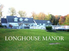 Longhouse Manor B&B, Watkins Glen