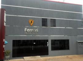 Ferrari Palace Hotel, Boa Vista