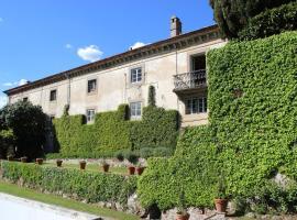 Villa Olivum, Marlia
