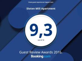Sloten Mill Apartment